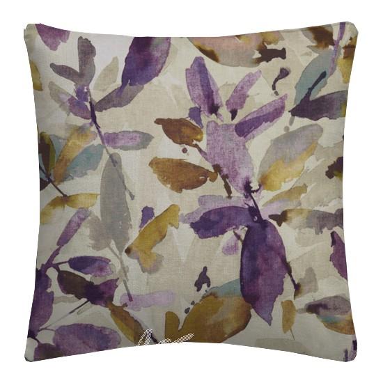 Prestigious Textiles Iona Azzuro Orchid Cushion Covers