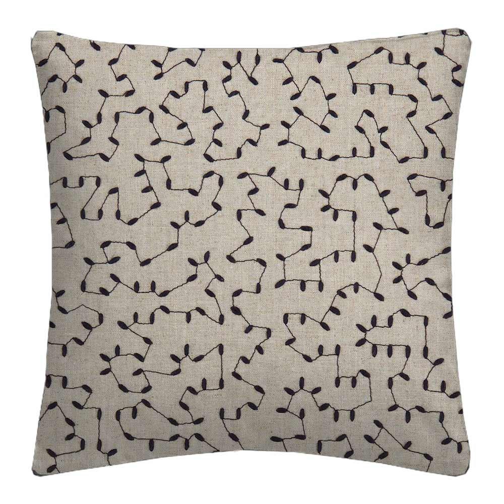 Avebury Bibury Midnight Cushion Covers