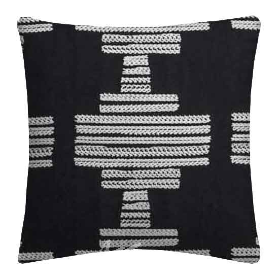 Clarke and Clarke BW1010 Black and White Cushion Covers