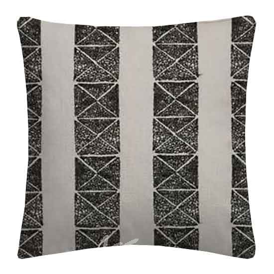Clarke and Clarke BW1013 Black and White Cushion Covers