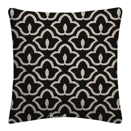 Clarke and Clarke BW1014 Black and White Cushion Covers