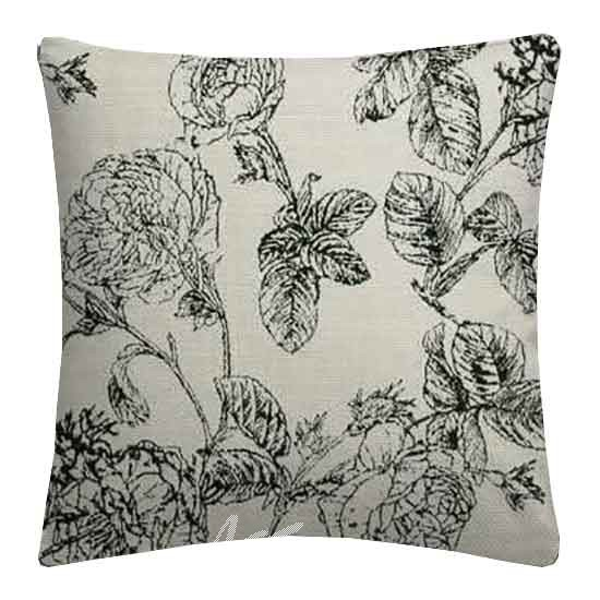 Clarke and Clarke BW1035 Black and White Cushion Covers
