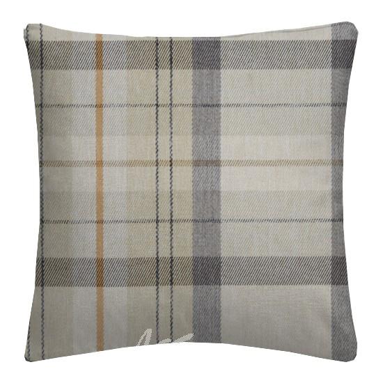 Prestigious Textiles Highlands Cairngorm Oatmeal Cushion Covers