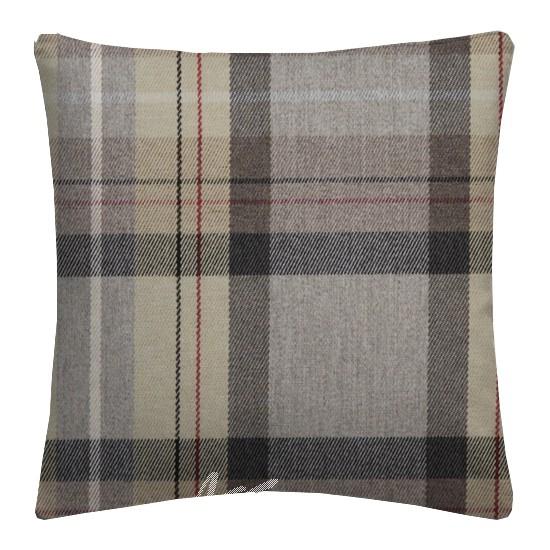 Prestigious Textiles Highlands Cairngorm Slate Cushion Covers