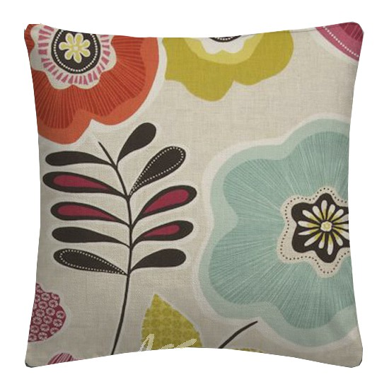 Clarke and Clarke Cariba Calypso Summer Cushion Covers