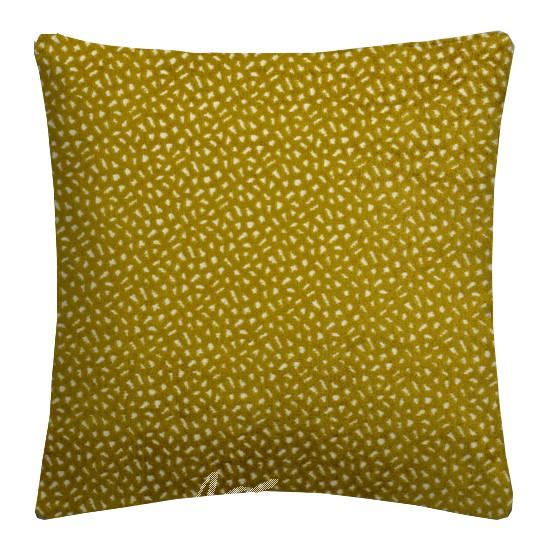 Prestigious Textiles Focus Comet Citron Cushion Covers