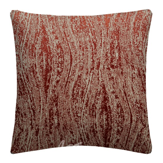 Prestigious Clarke Cosmopolitan Corian Redwood Cushion Covers