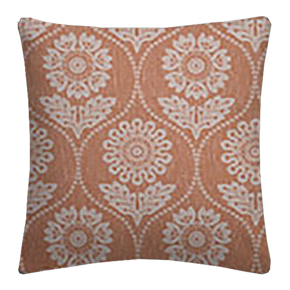 Clarke and Clarke Oslo Erika Spice Cushion Covers