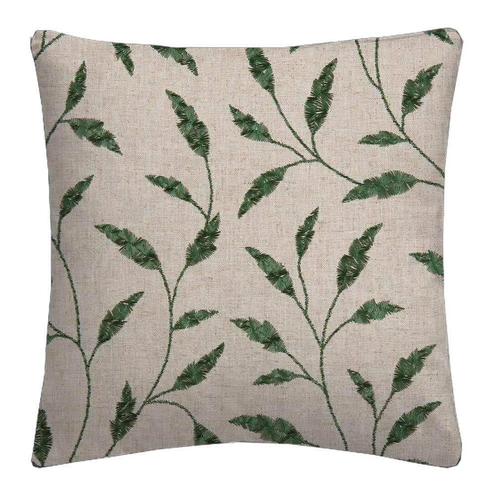 Avebury Fairford Jade Cushion Covers