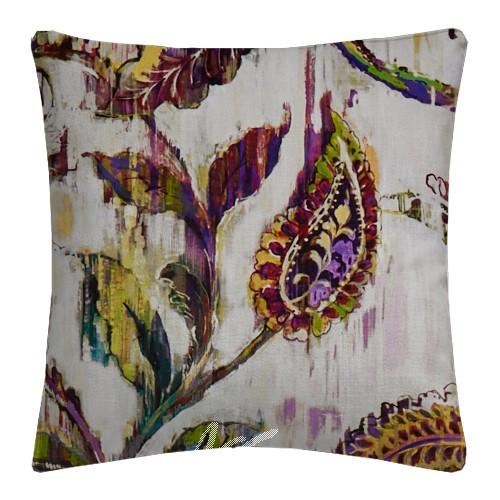 A Prestigious Textiles Decadence Grandeur Gemstone Cushion Covers