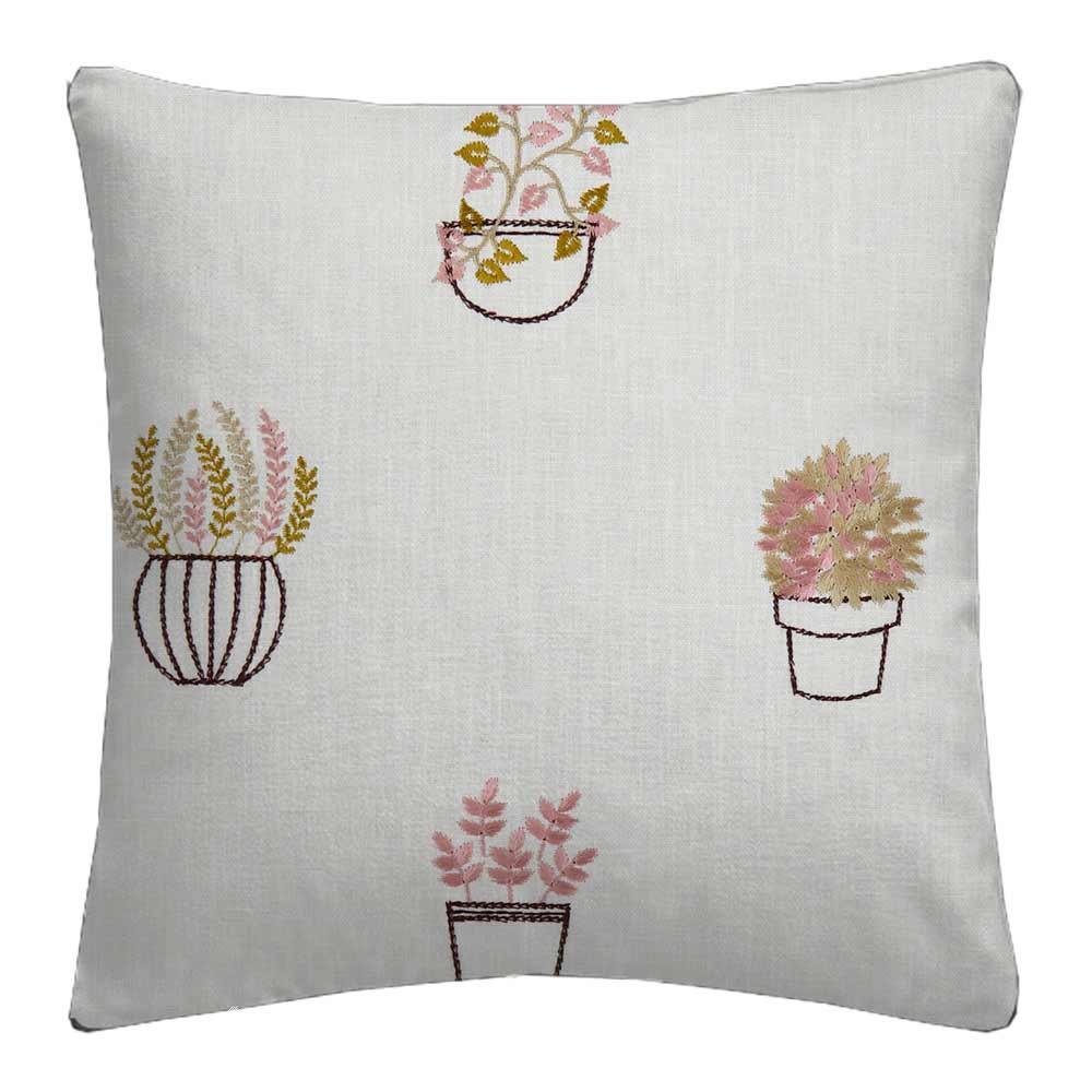 Avebury Hidcote Damson Cushion Covers
