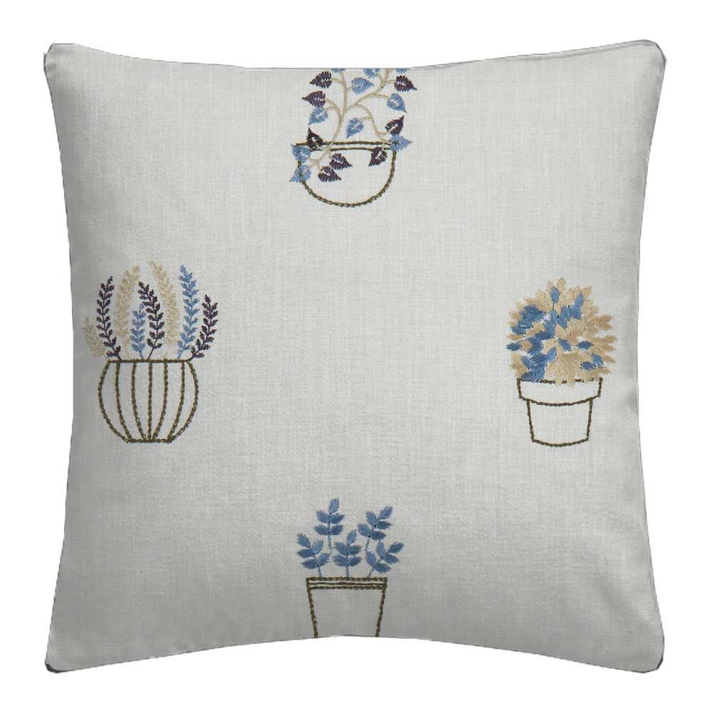 Avebury Hidcote Denim Cushion Covers