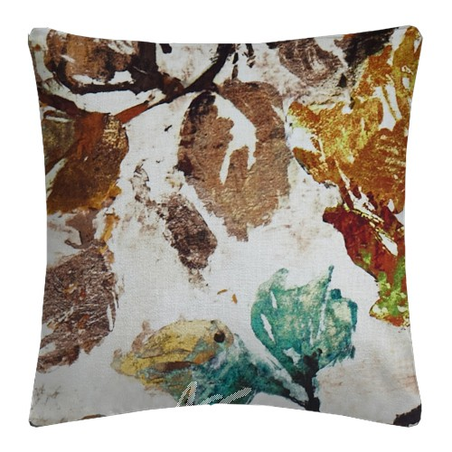 A Prestigious Textiles Decadence Opium Burnished Cushion Covers