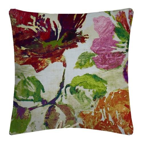 A Prestigious Textiles Decadence Opium Calypso Cushion Covers