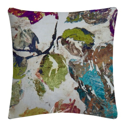 A Prestigious Textiles Decadence Opium Gemstone Cushion Covers
