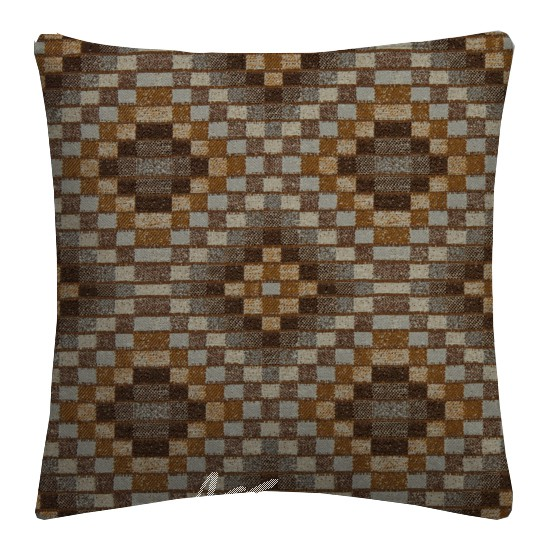 Prestigious Textiles Iona Piccola Umber Cushion Covers