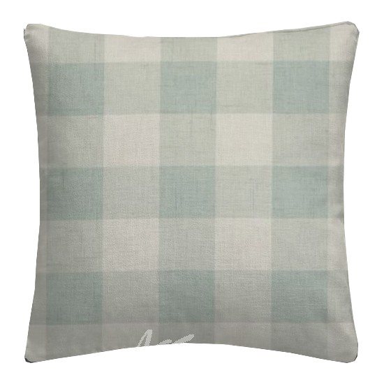 Clarke and Clarke Genevieve Polly Mineral Cushion Covers