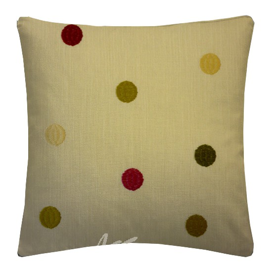Prestigious Textiles Jubilee Sandringham Rose Cushion Covers