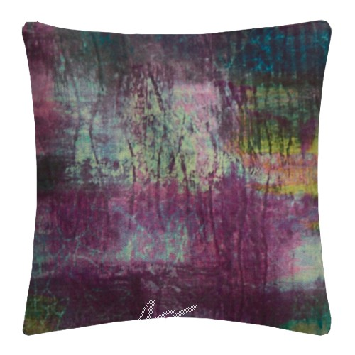 A Prestigious Textiles Decadence Signature Gemstone Cushion Covers