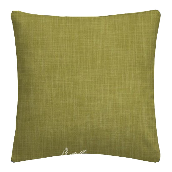 Clarke and Clarke Vienna Citron Cushion Covers