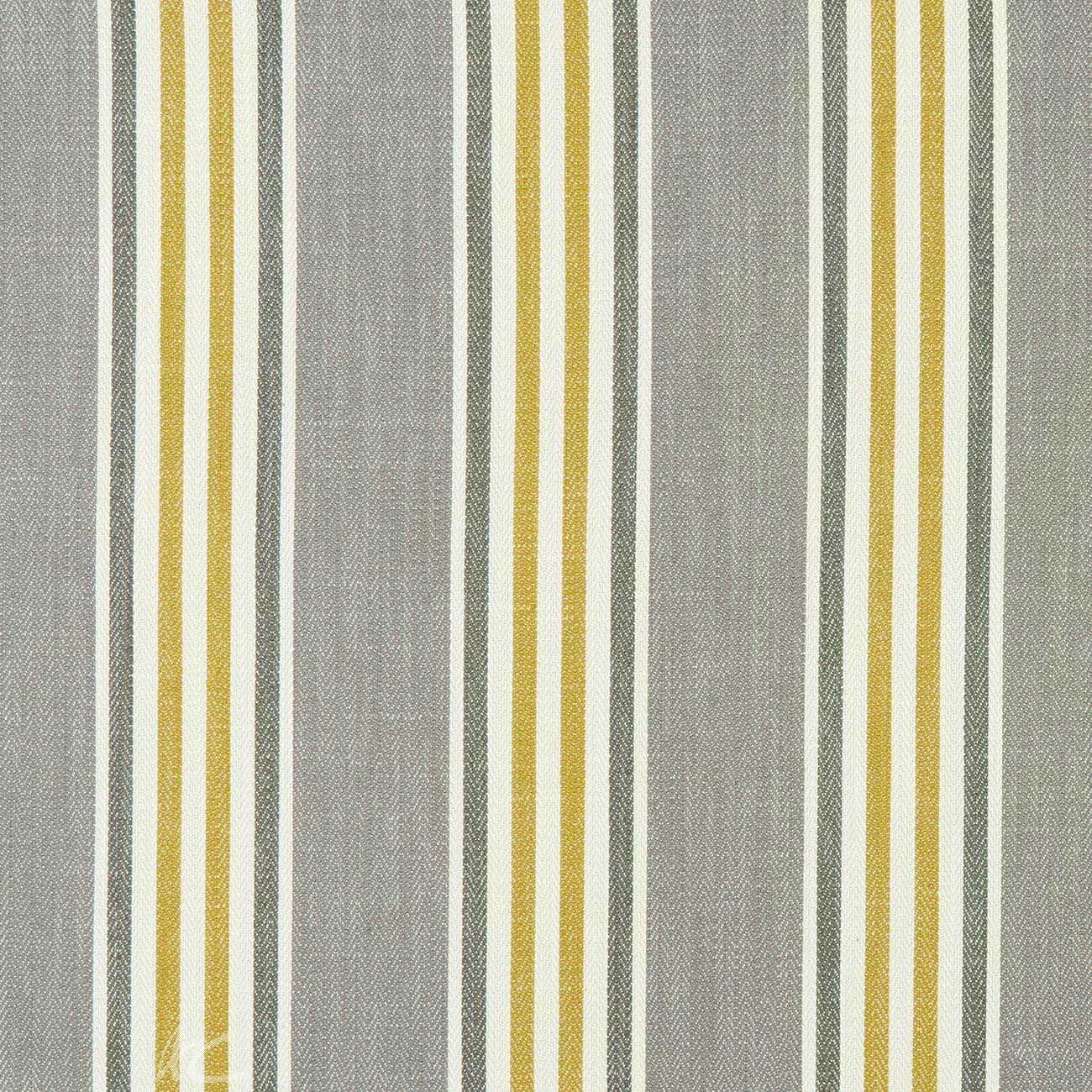 Clarke and Clarke Bloomsbury Quentin Charcoal/charteuse Curtain Fabric