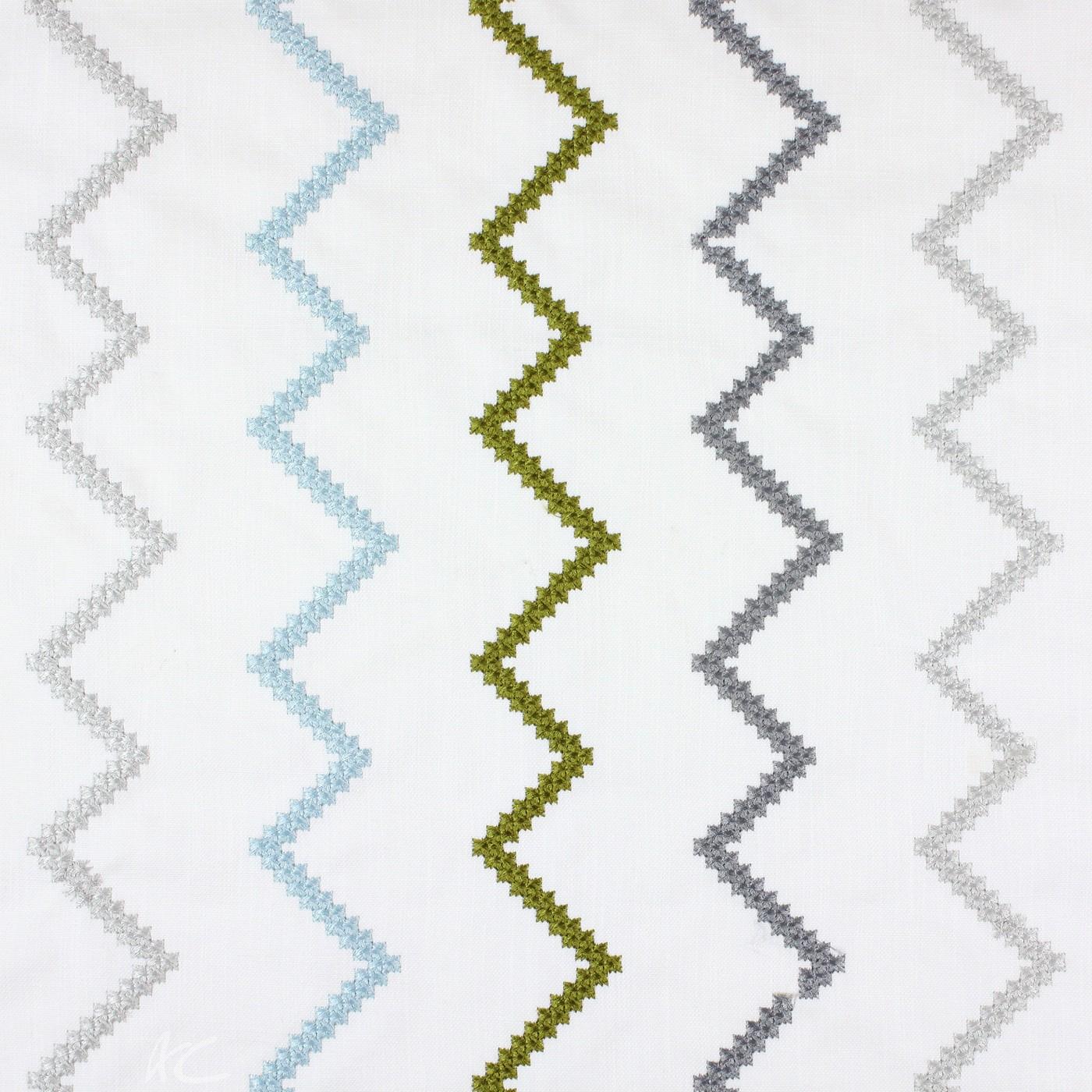 Kasra Sassan Aqua Cushion Covers