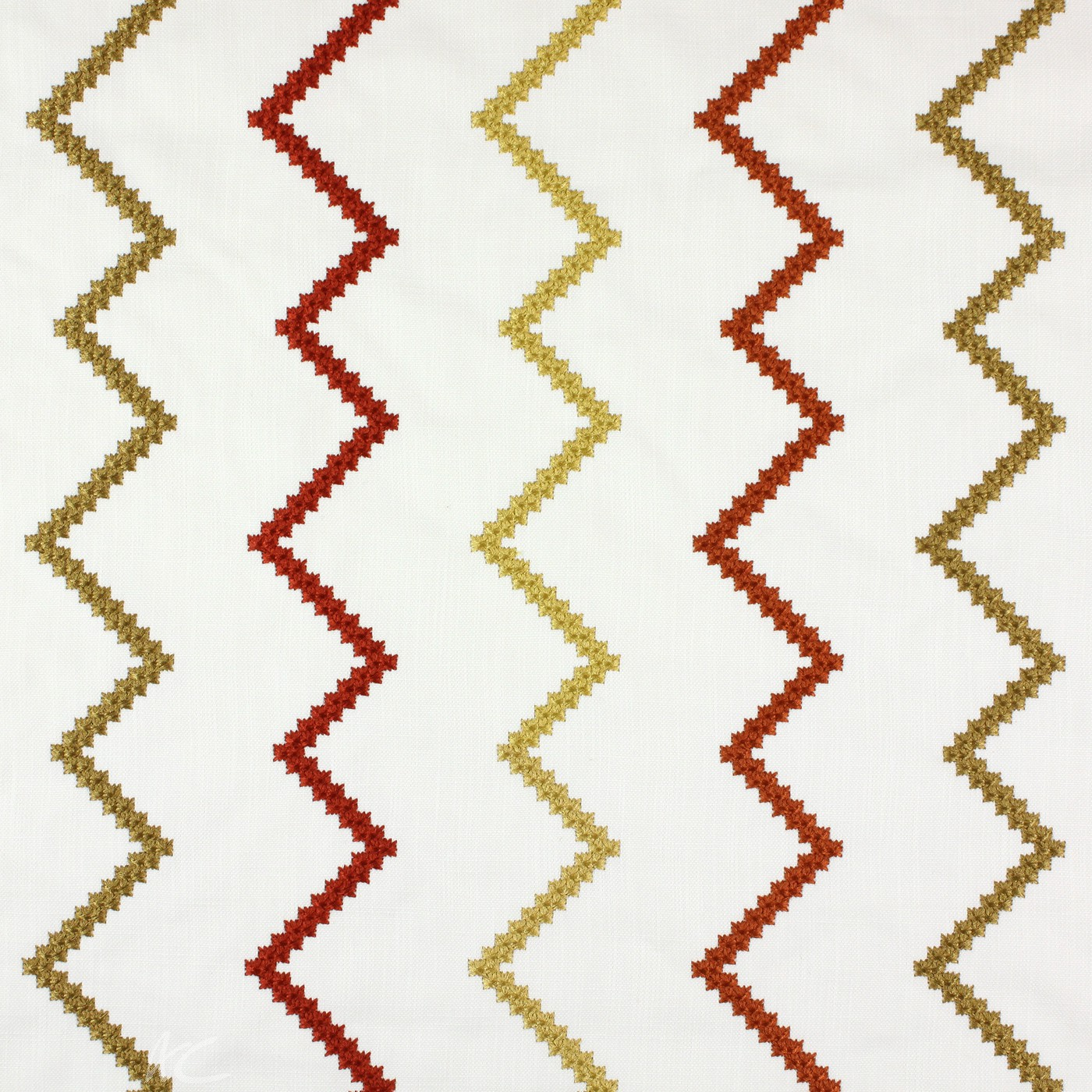 Kasra Sassan Russet Made to Measure Curtains