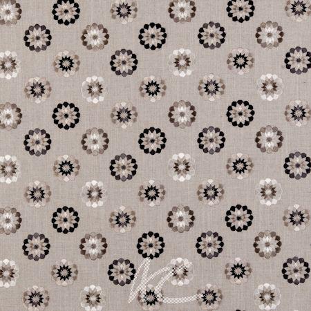Clarke and Clarke Bukhara Shiraz Ebony Cushion Covers