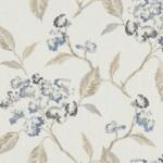 Avebury Summerby Denim Curtain Fabric