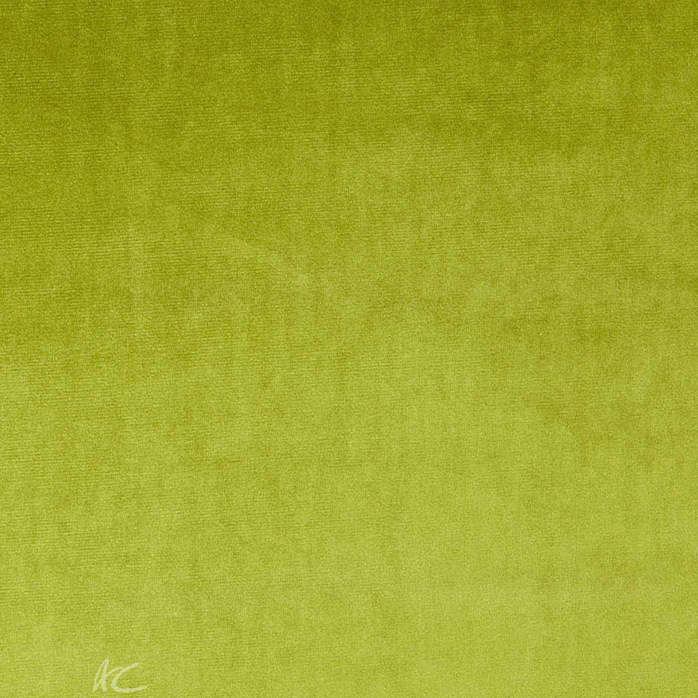 Velour Velour Grass Made to Measure Curtains