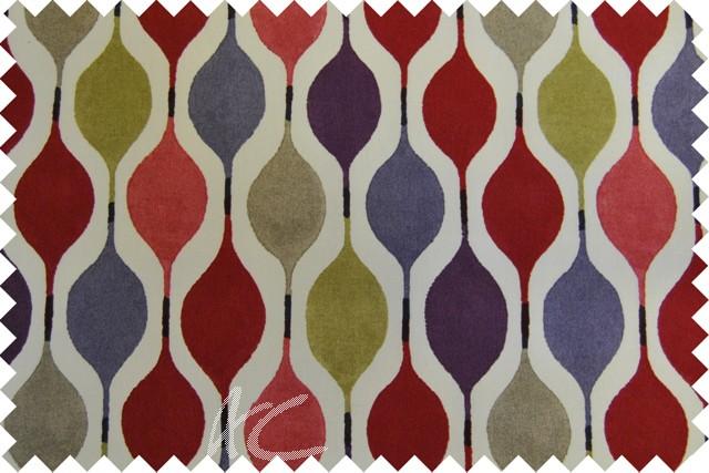 Zest Verve Berry Cushion Covers