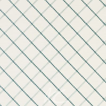 Clarke and Clarke Atmosphere Vibe Teal Curtain Fabric