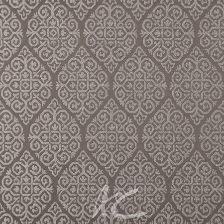 Clarke and Clarke Bukhara Zari Natural Cushion Covers