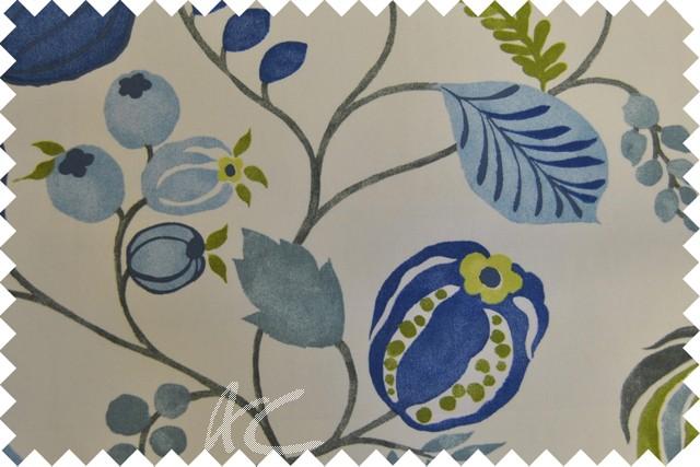 Zest Zest Bluebell Cushion Covers
