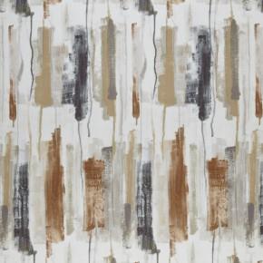 Prestigious Textiles Iona Adria Umber Curtain Fabric