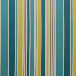 Clarke and Clarke Zanzibar Alawi Aqua Curtain Fabric