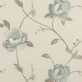Tatton Linens Alderley Duckegg Curtain Fabric