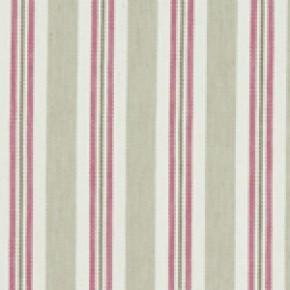 Avebury Alderton Raspberry linen Curtain Fabric