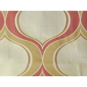 Hawaii Aloha Raspberry Made to Measure Curtains