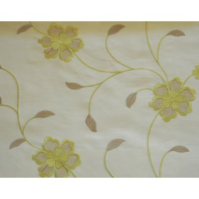 Prestigious Textiles Indulgence Amaze Pistachio Made to Measure Curtains