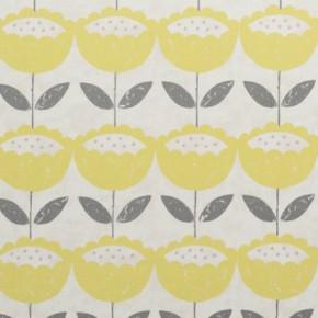 Clarke and Clarke Folia Anais Citrus Curtain Fabric