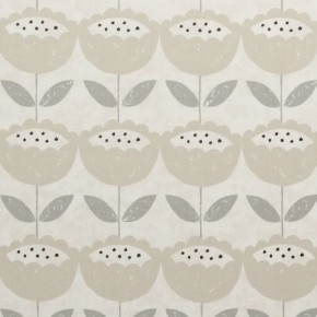 Clarke and Clarke Folia Anais Linen Curtain Fabric