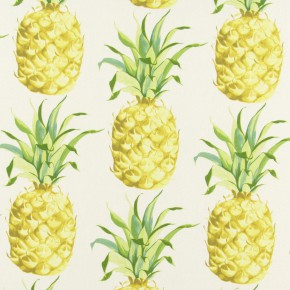 Paradise Ananas Tropical Curtain Fabric
