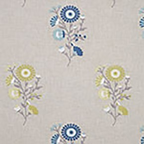 Clarke and Clarke Oslo Arla Sage Eau De Nil Curtain Fabric