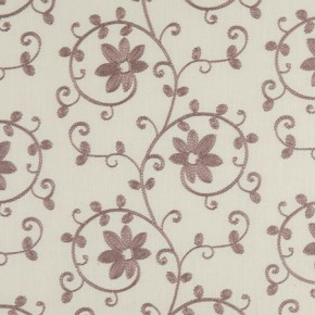 Tatton Linens Ashley Heather Curtain Fabric