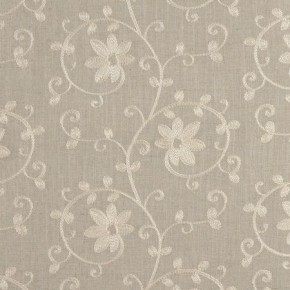 Tatton Linens Ashley Linen Curtain Fabric