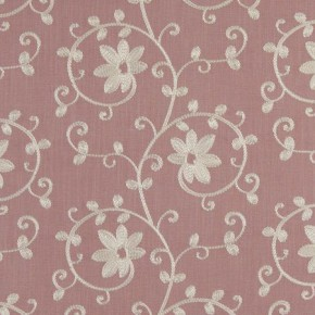 Tatton Linens Ashley Rose Curtain Fabric