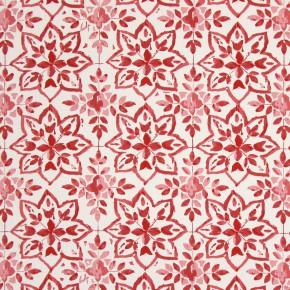 Soleil Avignon Sienna Curtain Fabric