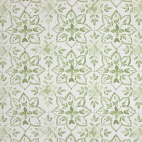 Soleil Avignon Willow Curtain Fabric