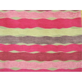 Salsa Aztec Magenta Cushion Covers